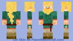 Basic Viking Minecraft Skin