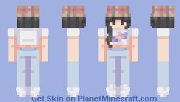 oblivion Minecraft Skin
