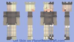 P j B o y Minecraft Skin