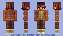 𝔸𝕦𝕥𝕦𝕞𝕟'𝕤 𝕃𝕖𝕒𝕧𝕖𝕤 Minecraft Skin