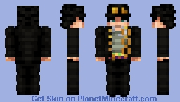 Jotaro Minecraft Skin
