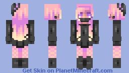 ♡ 𝓿𝒶𝓁𝓀𝓎𝓇𝒾𝑒𝓃 ♡ pressure ~ Minecraft Skin