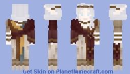 HZ ~ Princess Material Minecraft Skin
