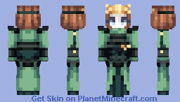 Suki ~ Avatar The Last Airbender Minecraft Skin
