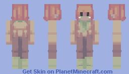 . m e e t m e i n t h e w o o d s . Minecraft Skin