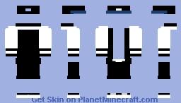 Bandit costume Minecraft Skin