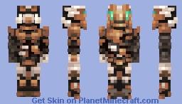 ZS | Use Minecraft Skin