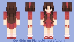 lana del rey - lust for life ft. the weeknd Minecraft Skin