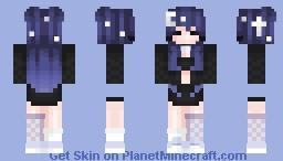 -+500 𝓕𝓸𝓵𝓵𝓸𝔀𝓮𝓻𝓼 // 𝓢𝓴𝓲𝓷𝓭𝓮𝔁+- Minecraft Skin