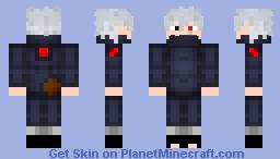 Kakashi vs Hidan and Kakuzu: Naruto Shippuden (#0357) Minecraft Skin