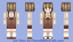𝐿𝒶 𝒱𝒾𝑒 𝐸𝓃 𝑅𝑜𝓈𝑒 Minecraft Skin