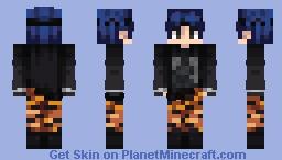 Hongjoong - Thanxx Minecraft Skin