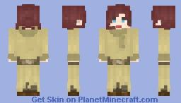 [FTU] JOURNEY TO THE PAST {Anastia series} Minecraft Skin