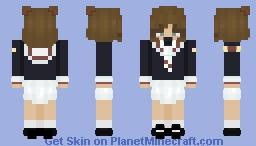 cardcaptor sakura Minecraft Skin