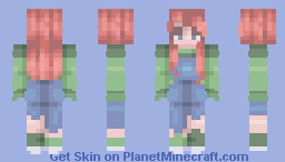 What I Need To Know- Minecraft Skin