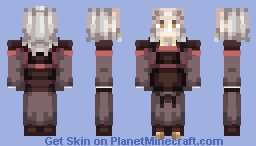 ~ Leaves From The Vine ~ Minecraft Skin