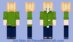 tubbo Minecraft Skin