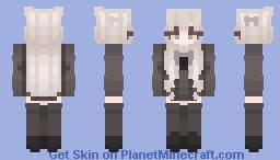 あなたは気にしますか Minecraft Skin