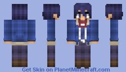 Wave - Akame Ga Kill! Minecraft Skin