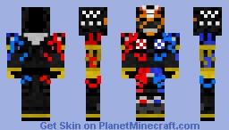 Another Quiz Minecraft Skin