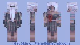 BLACK SWAN Minecraft Skin