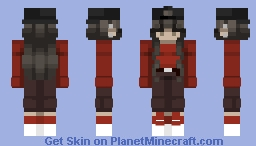 so comfy Minecraft Skin