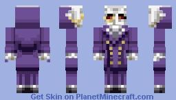 Brauner Minecraft Skin
