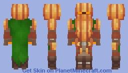 Sir. Spoopalot, the Gallant Minecraft Skin