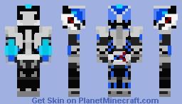 Archaeop Magia Minecraft Skin
