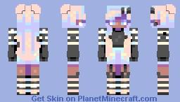 s u n r i s e | remake Minecraft Skin