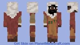 Israel Shepherd (AlDahran) prettiest skin ever Minecraft Skin