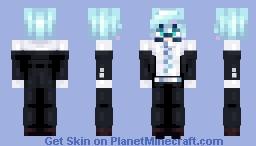 [Kari] Chinone Gen || The Festive Monster's Cheerful Failure Series Minecraft Skin