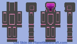 NEON_VAPOR Minecraft Skin