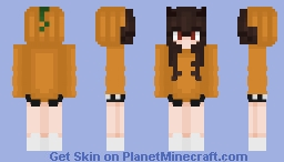 Skintober Day 1 I KNOW I'M LATE TO THIS Minecraft Skin