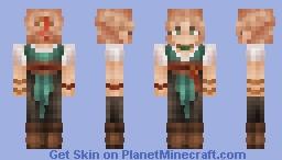 Palina de Pierre   Massivecraft Minecraft Skin