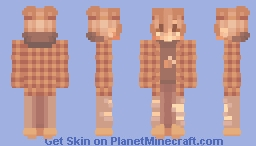 C o m f o r t Minecraft Skin