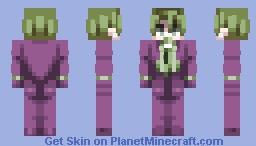 Another Joker skin Minecraft Skin