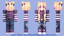 ♡ 𝓿𝒶𝓁𝓀𝓎𝓇𝒾𝑒𝓃 ♡ shake it off | fs Minecraft Skin