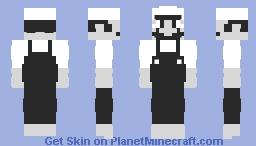 Mario Bros (Super Mario Land 2) game boy Minecraft Skin