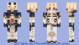 jean Minecraft Skin