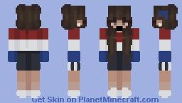 i love it - request Minecraft Skin