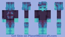 Water Minecraft Skin