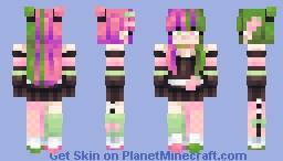 Watermelon Sherbet - CE Minecraft Skin