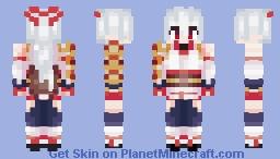 Tomoe Gozen (Fate) Minecraft Skin
