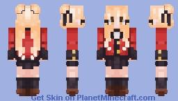 𝙇𝙮𝙣𝙣𝙚𝙖: Mary Saotome Minecraft Skin
