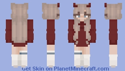 i'm too lazy to name this Minecraft Skin