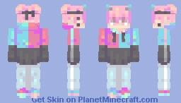 Paradise . Full skin / popreel- Minecraft Skin