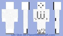 Wii Minecraft Skin