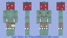 Sholl Wirt, the frog Minecraft Skin