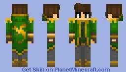 Banner snake Minecraft Skin